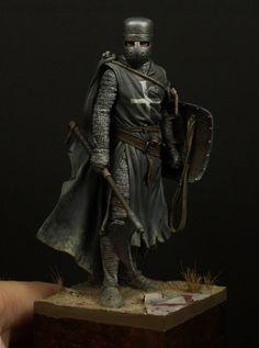 Knight Hospitaller, XIII century