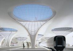 Project: Main Station Stuttgart - ingenhoven architects