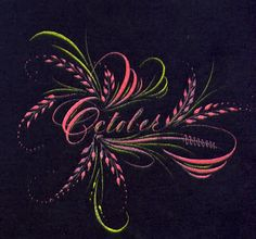 Ink Flourishes: October Greetings!