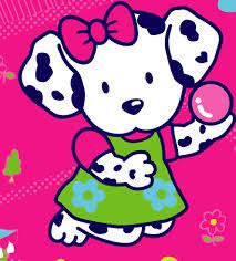 spotty dotty - My favorite sanrio character!