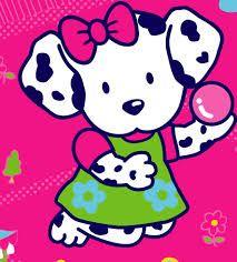 spotty dotty - My favorite sanrio character!
