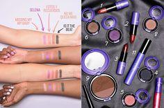 Here's What MAC's Selena Makeup Line Looks Like On Actual People