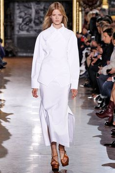 We Dare You To Try These 10 Trends From Paris Fashion Week #refinery29  http://www.refinery29.com/2015/10/95460/paris-fashion-week-spring-2016-runway-trends#slide-24  Stella McCartney...