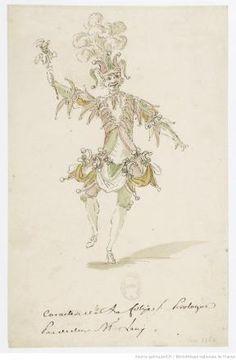 Lany, Jean-Barthélemy (1718-1786) / Quelques danseurs de Rameau au XVIIIe siècle / Rameau et la danse / APPROFONDIR / Accueil - Rameau 2014