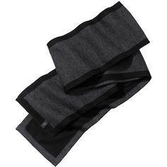 Scarves and Bandanas 169281: Nwt New Smartwool Lolligag Scarf 100% Merino Wool Reversible Grey Black -> BUY IT NOW ONLY: $32.95 on eBay!