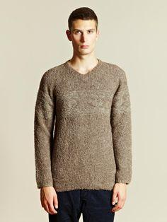Nonnative Men's Lumberer Sweater | LN-CC