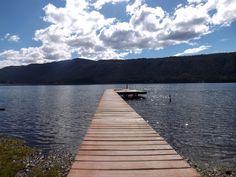 Laguna Icalma. Foto de Leandro Yáñez.