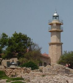 Lighthouses of Spain: Mallorca and Menorca Puerto Pollensa, All Over The World, Around The Worlds, Barcelona, Beacon Of Hope, Safe Harbor, Dark Places, Light House, Menorca