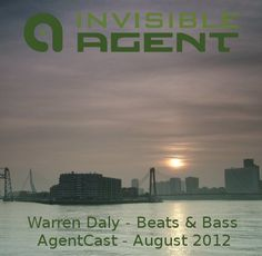 http://www.invisibleagent.com/2012/08/09/bassmusic-mix-warren-daly/  I'm back with more beats as I mix it up with everything from Dubstep to Electro, Breakbeat to Drum and Bass. All Netlabel as always. Another fine edition to my expanding collection of podcasts. 3 Invisible Agent acts feature on this mix, Undermine, Decal, and a track from an upcoming album by Ketsa. Thanks to Basil for the cover photo of Rotterdam City, Netherlands. Another beautiful image from his Skanvas project.