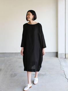 Dolman dress~cotton 2