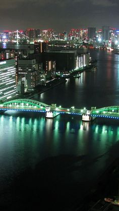 Tokyo Panorama, Japan.  Would love to visit Tokyo.