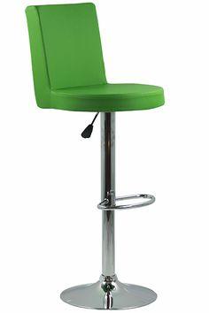 Scaun de bar verde Stool, Abs, Furniture, Design, Home Decor, Cots, Crunches, Decoration Home, Room Decor