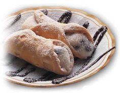 Cozinhando Idéias: Cannoli alla Siciliana