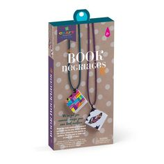 Our yarn tree kit is a fun artsy-craftsy way to create a place for necklaces, bracelets, and earrings to hang out. Kit includes an tall bendable wire tree and a wonderful assortment of colorful yarn.