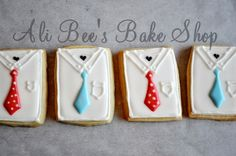 Shirt and Tie **Explore** by Ali Bee's Bake Shop, via Flickr