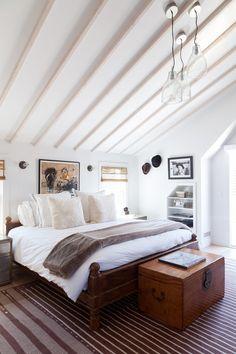 Modern beach Bedroom