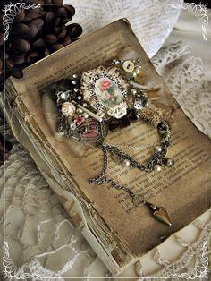 Shabby Chic Journal/ vintage