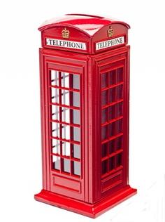 Phone box money box