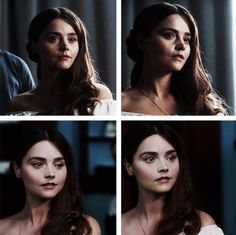 "Victoria posing. ""Comfort and Joy."""