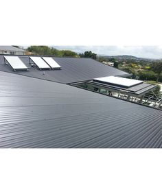 Great space for solar panels on this expansive low angled roof. Low Angle, Solar Panels, Space, Sun Panels, Floor Space, Solar Power Panels, Spaces