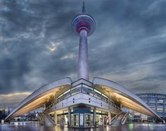 Alexanderplatz (Berlin, Germany)  by Domingo Leiva
