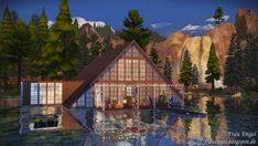 Frau Engel: Forest Oasis • Sims 4 Downloads