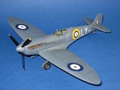 Spitfire PR Mk. IF — Scale Modelling | Spitfire Mk. I | Tamiya