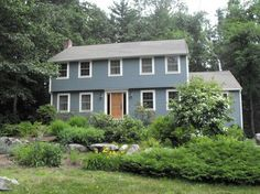 exterior homescapes. harvard, ma - james hardie hardieplank and hardieshingle traditional exterior manchester nh homescapes