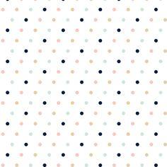 Multi Dot // Briar Woods fabric by littlearrowdesign on Spoonflower - custom fabric