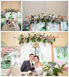 A Keswick Vineyard Wedding, Charlottesville