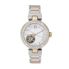 Project D London ladies two colour bracelet watch - Product number 9804900 £575