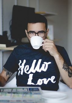 Love drinking coffee in the morning, one of the best ways to start a day along with..