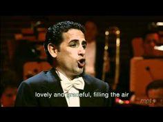 ▶ Juan Diego Florez - La Flor de la Canela - YouTube