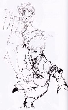 The female protagonist is an additional playable protagonist in Persona 3 Portable. Her role is...