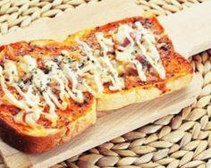 Toast pizza légère express au thon sans gluten : http://www.fourchette-et-bikini.fr/recettes/recettes-minceur/toast-pizza-legere-express-au-thon-sans-gluten.html