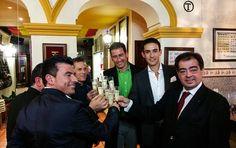 Nace en Valencia la Asociación de Aficionados Prácticos Taurinos apadrinada por Jesús Duque @larazon