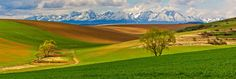 Spring invasion by Peter Majkut, via High Tatras, Big Country, Green Photo, Bratislava, What A Wonderful World, Beautiful Landscapes, Wonders Of The World, The Good Place, Golf Courses