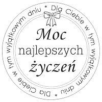 Digi stemple by Novinka: Moc życzeń