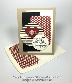 Along with my card creation for the Mojo Monday Monday Sketch Challenge (MOJO425), today is the kick off of the Stampin' Up! On- Line Extravaganza Sale (Nov. 23 – 30).   I have incorporated many sale items into today's card for inspiration as well as showing you the possibilities. See what's on … Continue reading