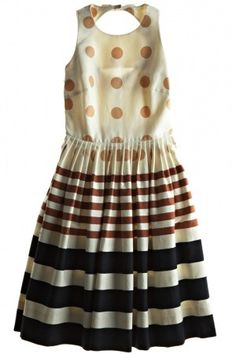 I want this dress.. maybe paired with a crimson cardigan /tights, high heeled mary janes,  a bit of fur??....Add a statement necklace.. <3