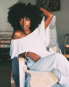 Super #afroattitude @guillaumegoma