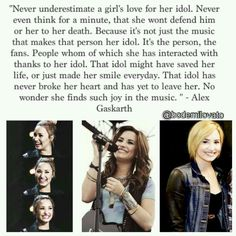 demi and Kelly both I might not agree with everything they do but I will always defend and love them