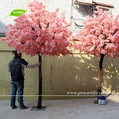 GNW Artificial Trees , pink cherry blossom tree BLS050 $600~$700