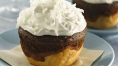 Pie is the new cupcake – but don't choose between the two. One of our Top 10 Pies to Try has a mini-pie baked into a cupcake.