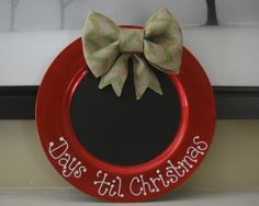 Countdown to Christmas DIY (photo only)