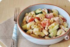 Pasta Recipe : Kid-Friendly Tuna Pasta Salad |