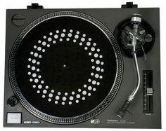Technics SL 1200 / 1210 MK2 R.I.P.
