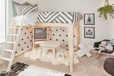 17 Industrial Children Room Ideas