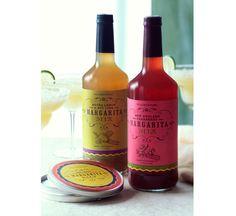 Williams-Sonoma Margarita mix packaging design.