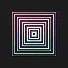 非現実なGIF。幾何学立体から導かれる幻想的な立体美アーティスト【Mr. Div】